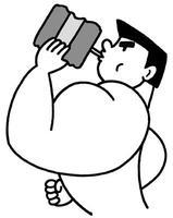 ゼリー飲料・水分補給・スタミナ補給・栄養補給