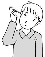 耳掻き・耳かき・耳掃除・耳垢取り