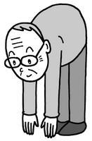 老化防止・屈伸運動・アンチエイジング・適度な運動
