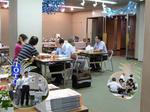 2011年7月 飯能市でのリフォーム相談会の様子