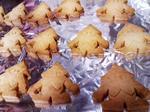 ジンジャークッキーいっぱい
