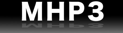 MHP3更新