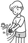手洗いの励行.1