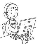 顧客対応・オペレーター・電話受付・電話案内・電話サポート