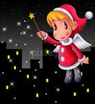 「クリスマスイラスト・データ」の販売