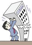 倒産・企業倒産・企業業績悪化・会社倒産・業績不振・景気後退