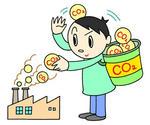 CO2削減・二酸化炭素削減・温暖化対策・環境対策・エコロジー