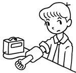 血圧・血圧測定・血圧検査・健康管理・体調管理