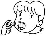 マウスケア・口臭予防・口臭ケア・オーラルケア・マウススプレー・口腔ケア