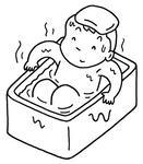 入浴・風呂・バスタイム・湯温・リラックス・血行促進