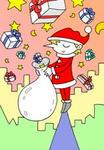 クリスマス・クリスマスイヴ・サンタクロース・聖夜・クリスマスプレゼント