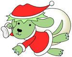 X`mas・クリスマス・サンタクロース・クリスマスイヴ