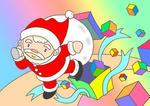 クリスマス・クリスマスプレゼント・サンタクロース・クリスマスイヴ
