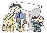 差し押さえ・差押え手続き・破産・破産処理・破産管財人・資産凍結・資産売却・資産譲渡
