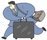 出張・海外出張・ビジネスマン・旅行・海外旅行・旅行者