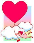 バレンタインデー・セントバレンタインズデー・2月14日・ハート・愛情・贈り物・プレゼント・女性