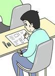 カンニング・不正受験・不正試験・不正行為・違反行為