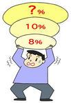 消費税・増税・消費税増税・消費税引き上げ・負担増・国民負担