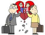 熟年離婚・壮年離婚・離婚・不仲・性格の不一致・夫婦間トラブル・協議離婚