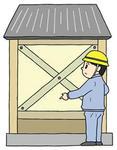 耐震工事・耐震強化・補強工事・耐震補強・筋かい設置・壁の補強・リフォーム