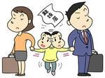 親権争い・親権の争奪・離婚・夫婦問題・子供の養育問題・引き取り先・子供の権利