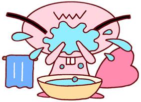 洗顔・洗面・洗面台・洗面タオル・洗面器・フェイスウォッシュ・洗面桶