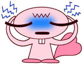 頭痛・片頭痛・緊張型頭痛・慢性頭痛・頭痛持ち・悩み・ストレス