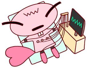 心電図・心電図モニタ・人間ドック・定期健診・検診・健診