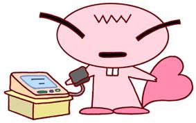 血圧測定・血圧計・健康チェック・定期健診・健康診断