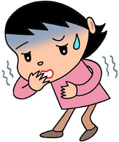 嘔吐・吐き気・悪寒・ 悪心・胸焼け・逆流性胃炎・逆流性食道炎