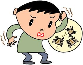 ダニアレルギー・ダニ・家ダニ・痒み・皮膚疾患・アレルゲン