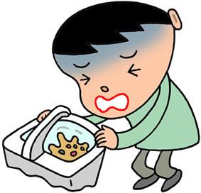 嘔吐・吐き気・反吐・逆流性食道炎・逆流性胃炎・ロタウィルス・ノロウイルス