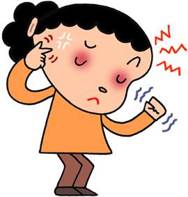 気分障害・イライラ・更年期障害・精神的不調・情緒不安定・神経質