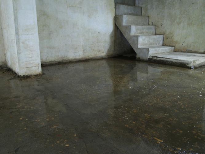 地下室の洗浄|地下室ブログ