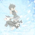 空と兎と少女