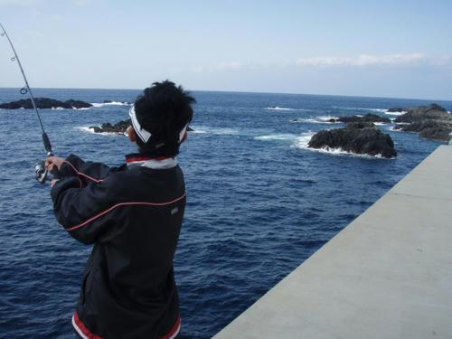 海の男だ~
