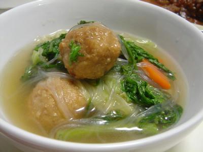 肉団子スープ2