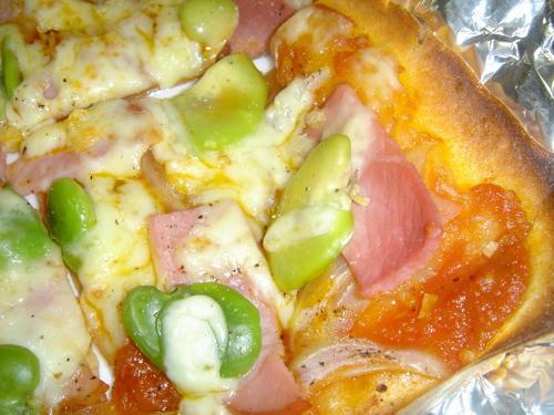 春巻きピザ