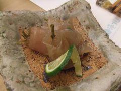 甘鯛の昆布〆