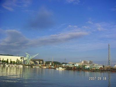 深日港埠頭1