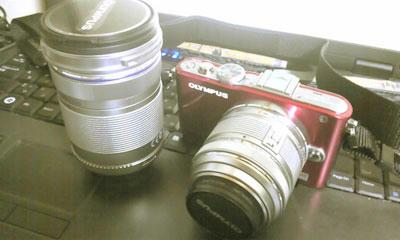 カメラー!