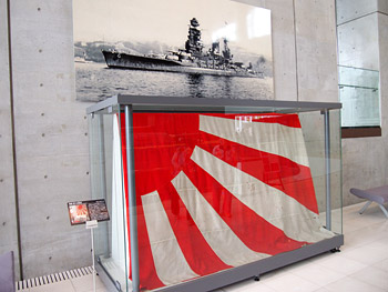 「日本の誇り」長門に掲げられた星条旗とか、もう……