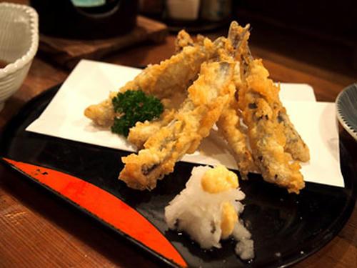 小いわしの天ぷらは呉の名物だそうですね