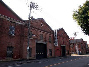 旧呉海軍工廠の建物