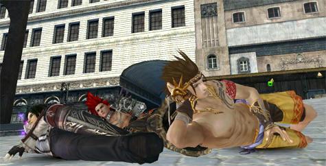また格闘3