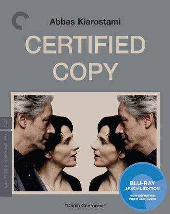 Certified Copy: Criterion Collection #612