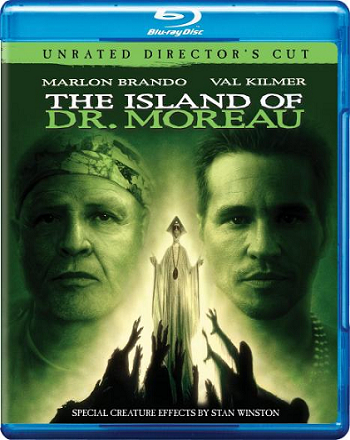 The Island Of Doctor Moreau: Director's Cut