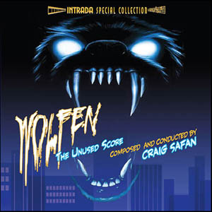 Wolfen: The Unused Score