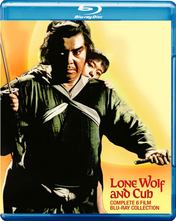 Lone Wolf And Cub: Complete 6-Film Collection