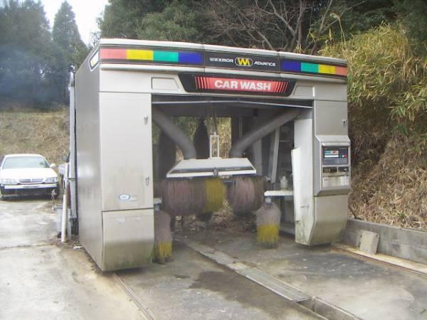 門型洗車機WAXMOR(WA-808)ジャンク品